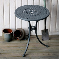Eve Bistro Table - Slate