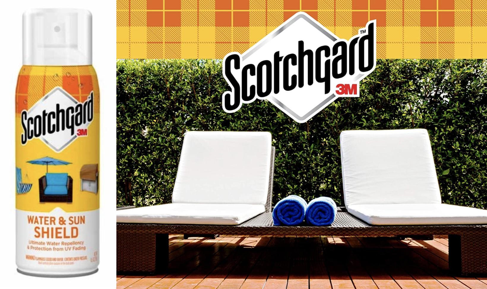 Scotchgard Winter & Sun Shield for Outdoor Fabrics