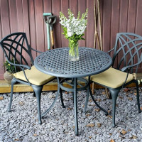 Hannah Table - Slate (2 seater set)