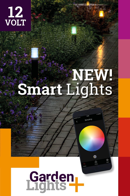 Garden Lights Plus App