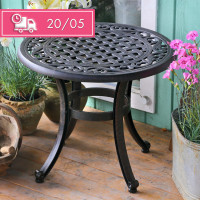 Ava Table - Antique Bronze