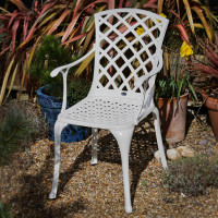 Emma Chair - White