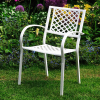 Jane Chair - White
