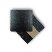 Modern Metal & Fabric Sample Pack (Black)