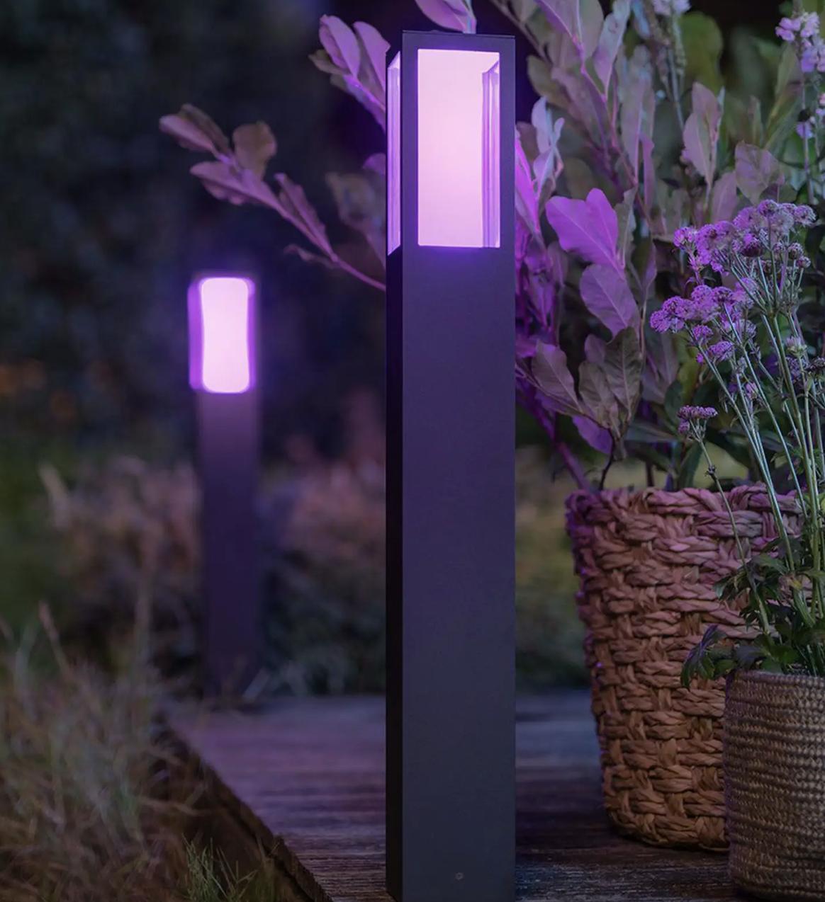 Phillips Hue Smart Garden Lighting Range
