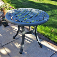 Ava Table - Slate
