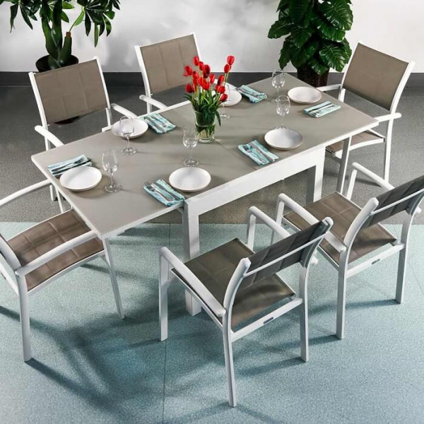 Modern_White_Champagne_6_Seater_Extending_Garden_Furniture_Glass_Top_Outdoor_Dining_Table_Set_00