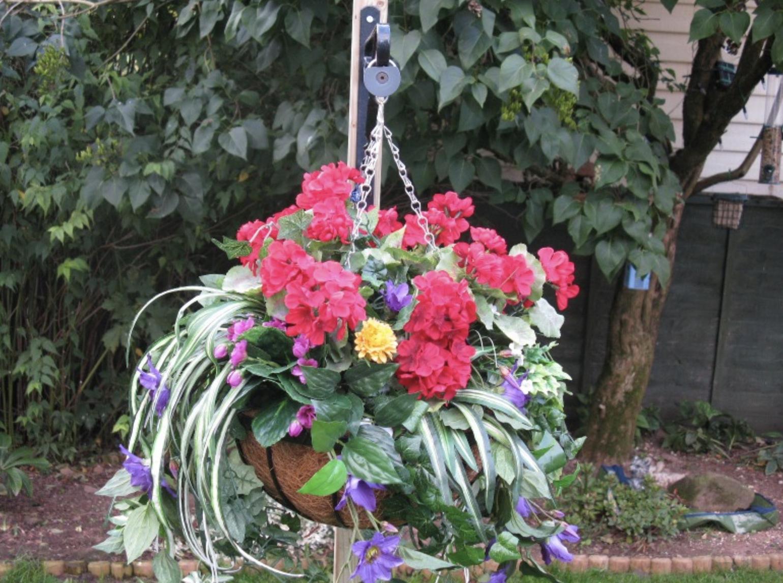 Baskit Genie Hanging Basket Locks