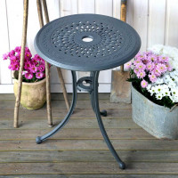 Ella Bistro Table - Slate