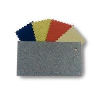 Classic Metal & Fabric Sample Pack (Slate)
