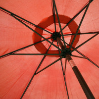 Parasol 3.5m - Terracotta