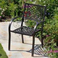 Jane Chair - Antique Bronze