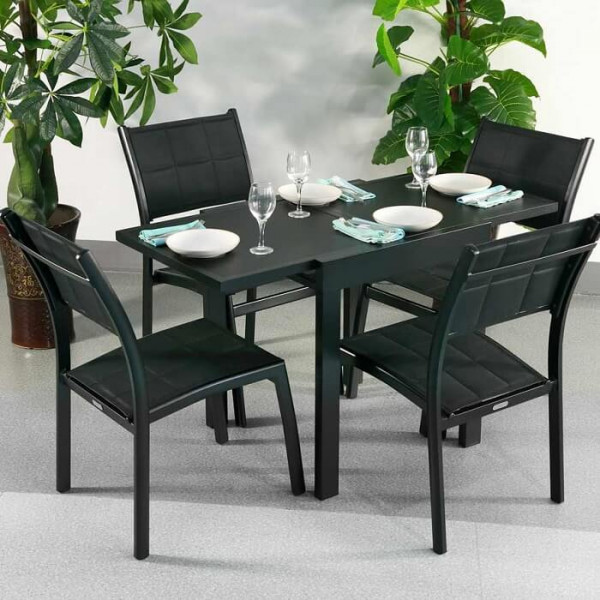 Modern_Petite_Black_4_Seater_Extending_Metal_Aluminium_Outdoor_Garden_Glass_Top_Dining_Table_Set_4