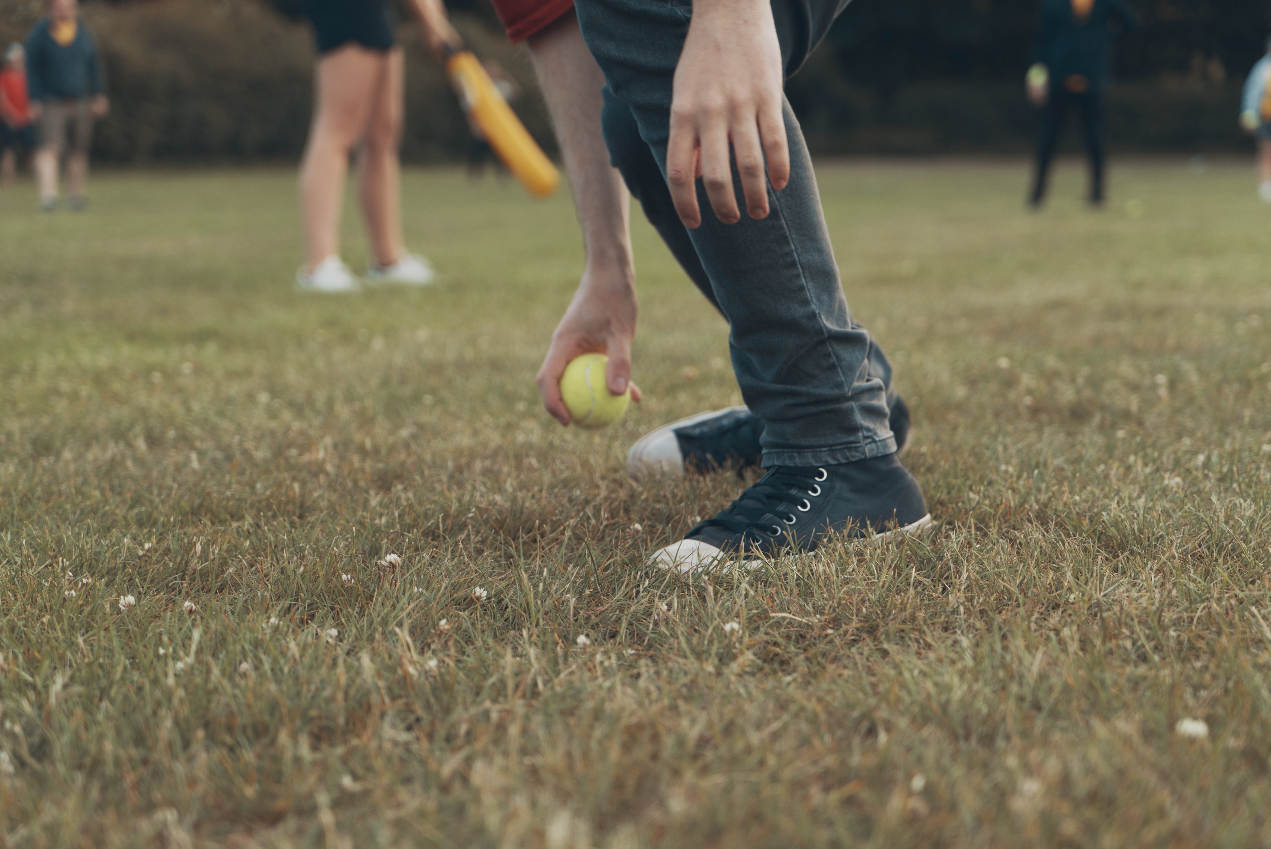 Garden Ball Games