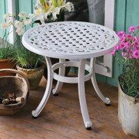 Ava Table - White