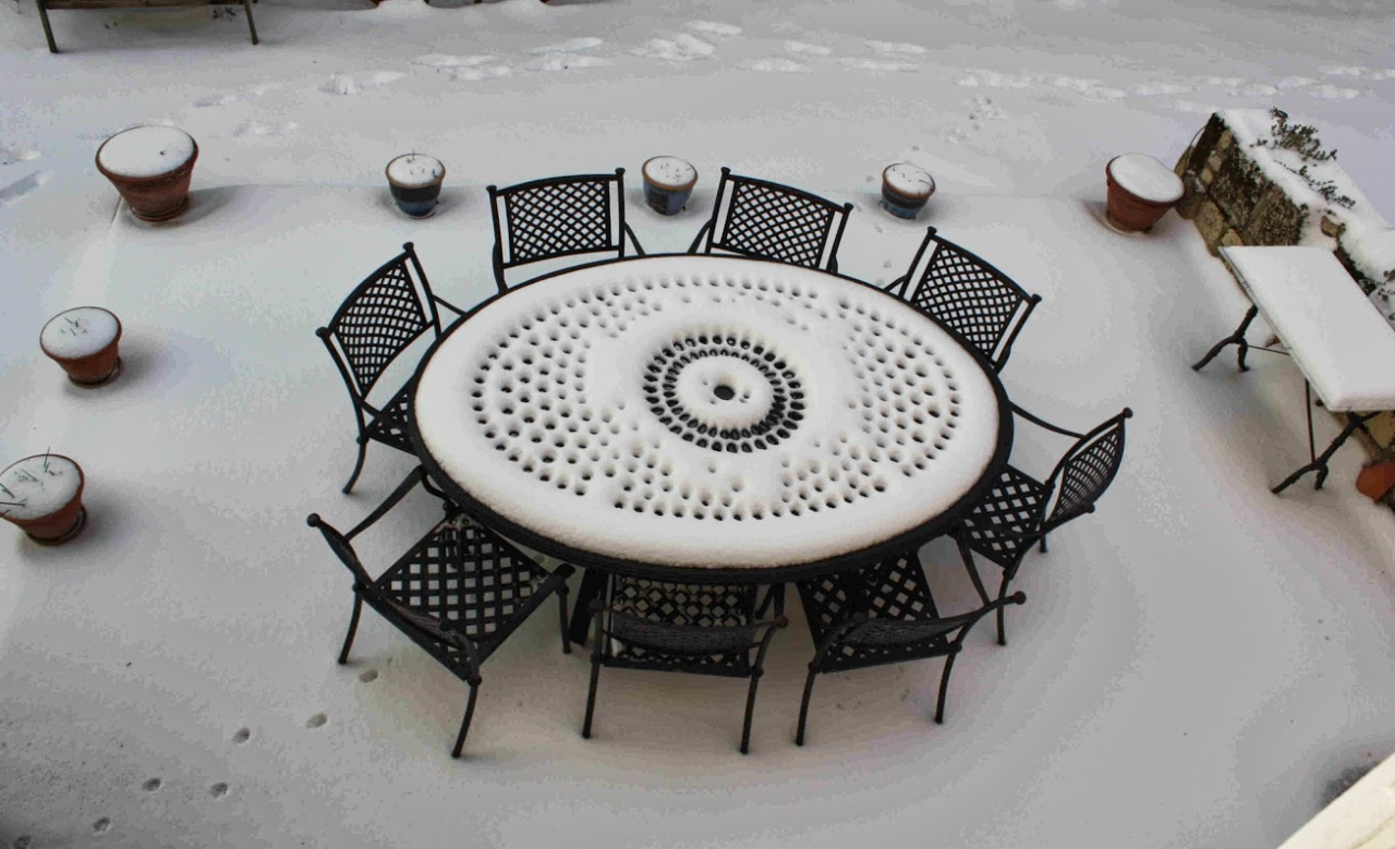 Winter-lazy-susan-table