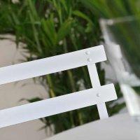 Alessia Bistro Chair - White