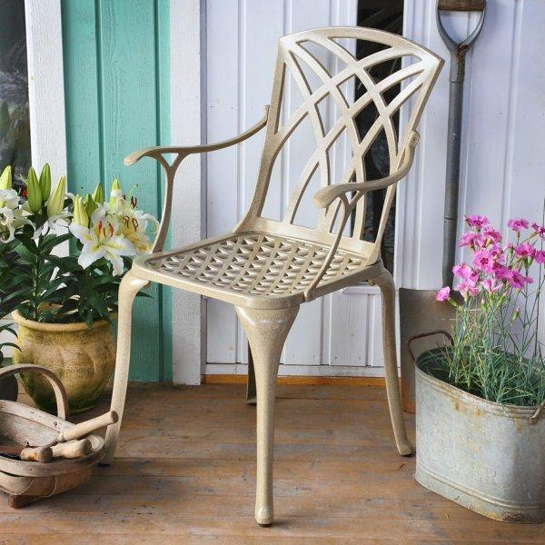 April Chair - Sandstone