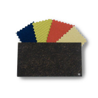 Classic Metal & Fabric Sample Pack (Antique Bronze)