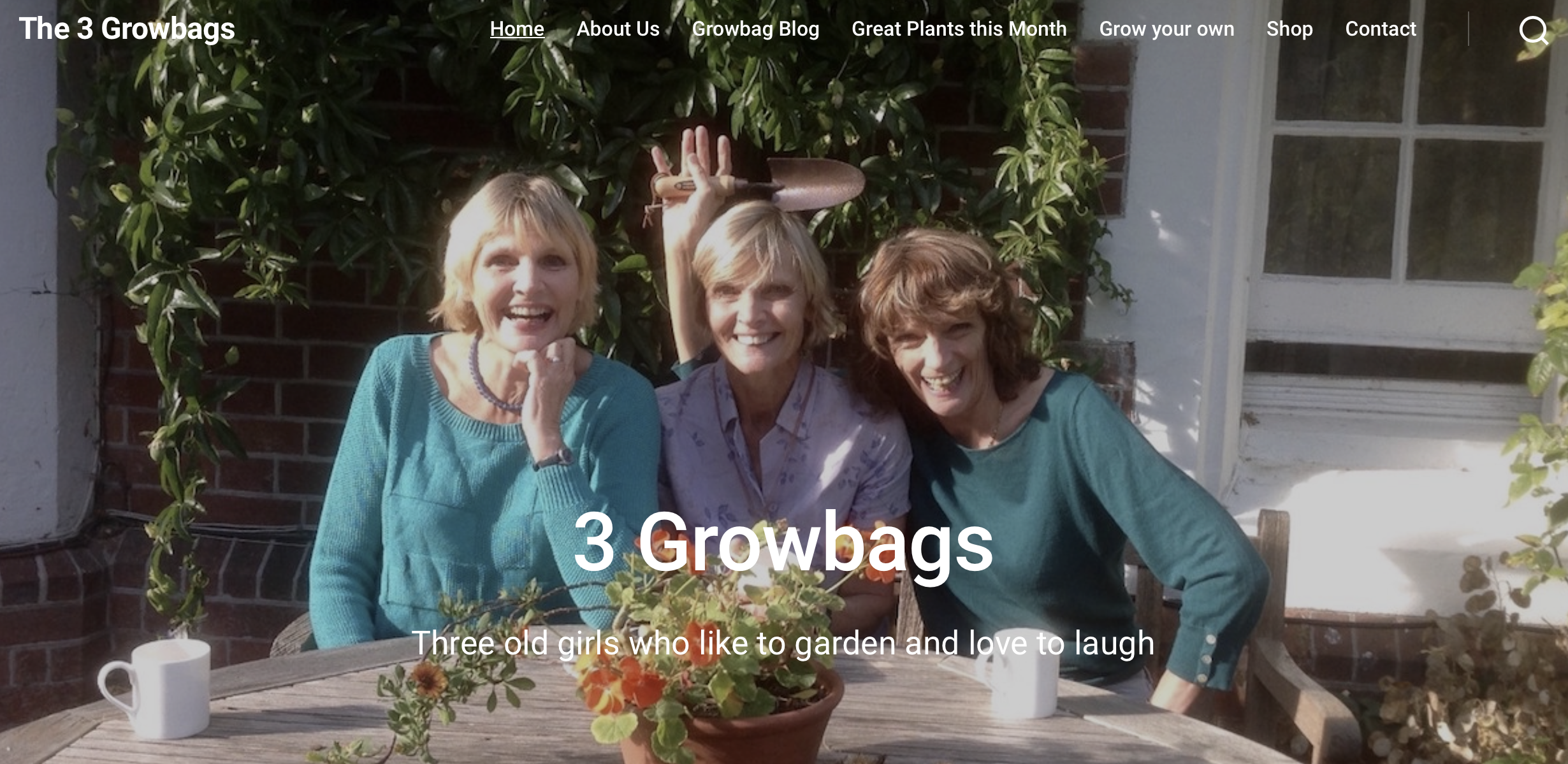 The 3 Growbags