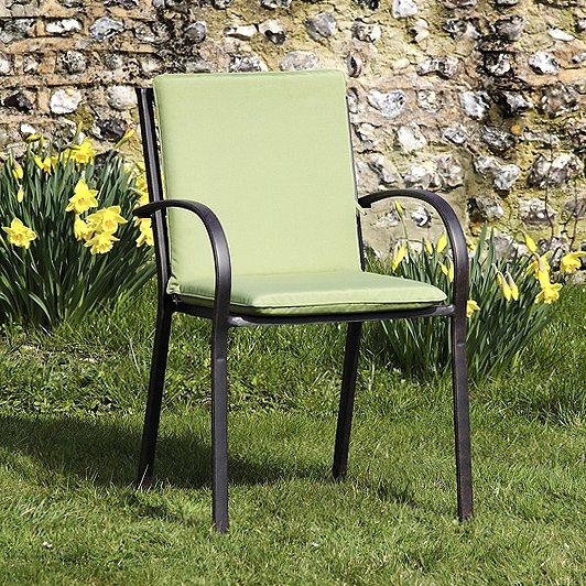 Green_High_Back_Chair_Cushion_1