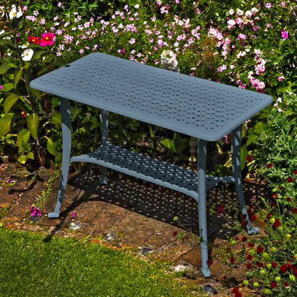 BBQ Table - Slate (2 seater set)