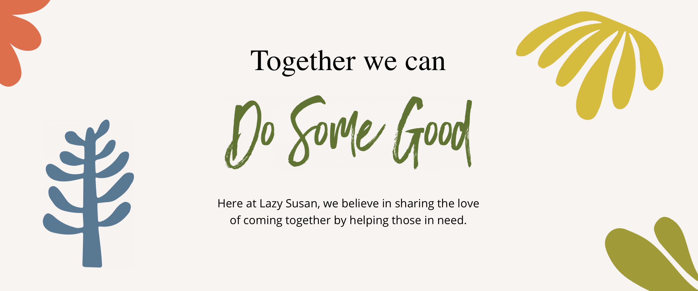 Do Some Good Charity Initiative