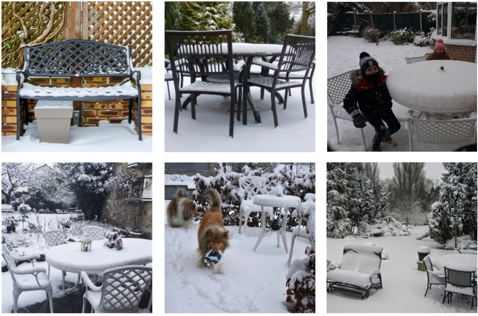 Winter Customer Photo Gallery