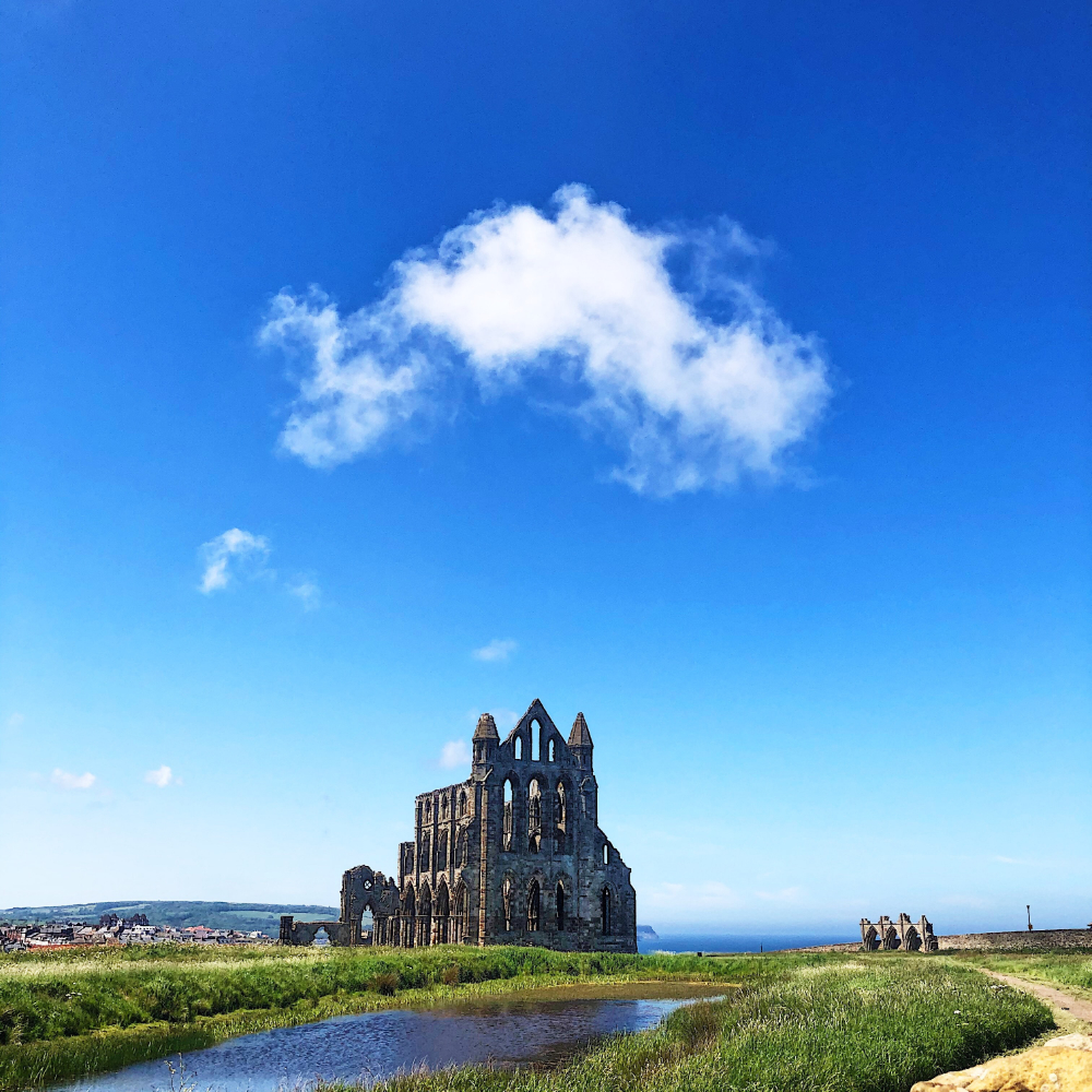 Whitby on the Yorkshire Coast