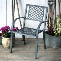 Jane Chair - Slate