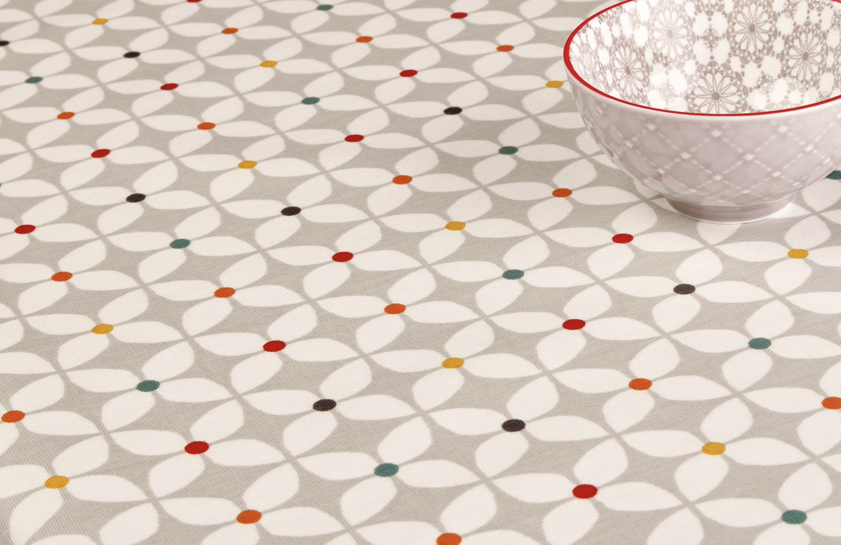 Zap Paintbox Tablecloth