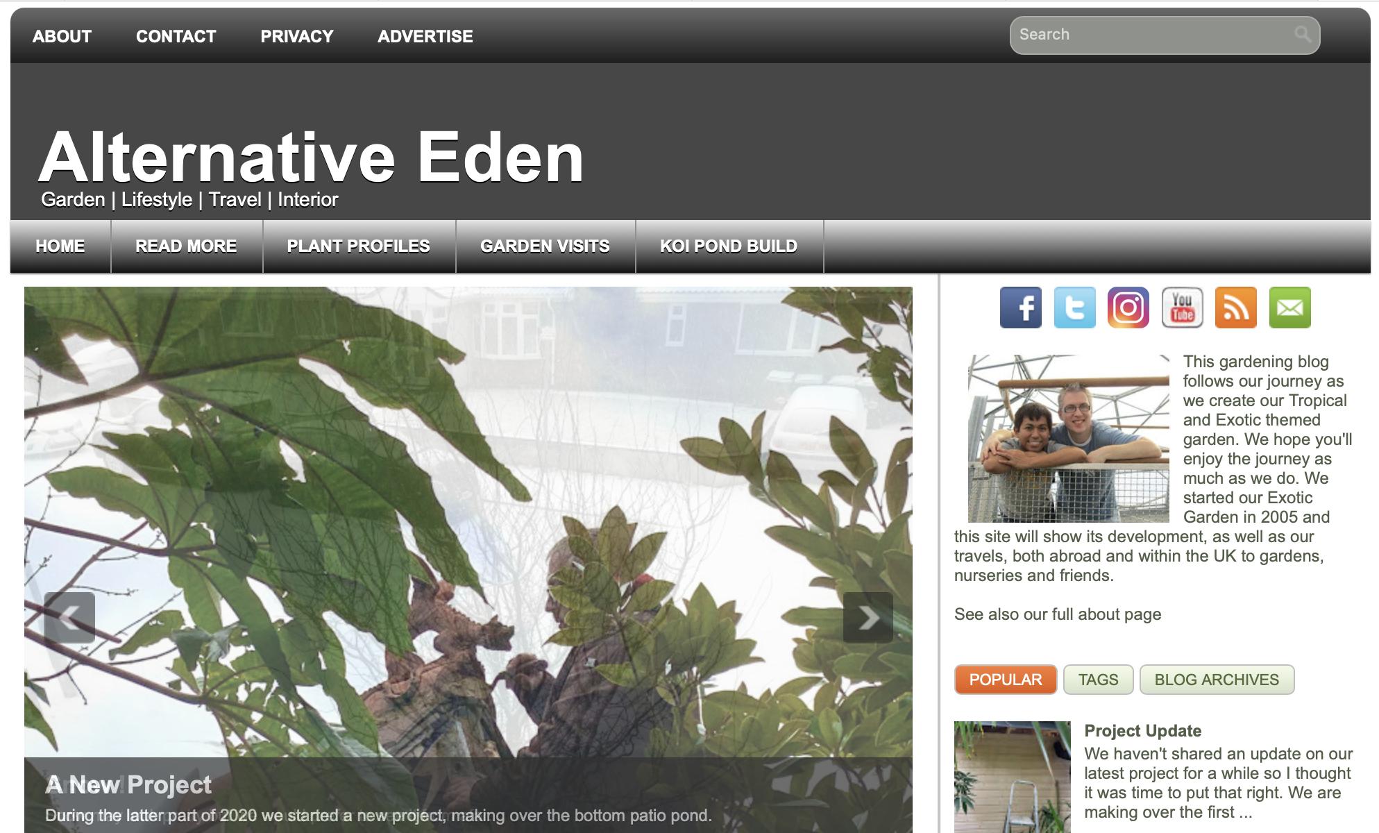 Alternative Eden