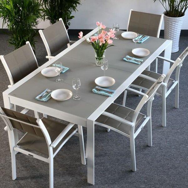 Modern_Large_6_Seater_Metal_Aluminium_Glass_White_Champagne_Extending_Garden_Furniture_Dining_Table_Set_6