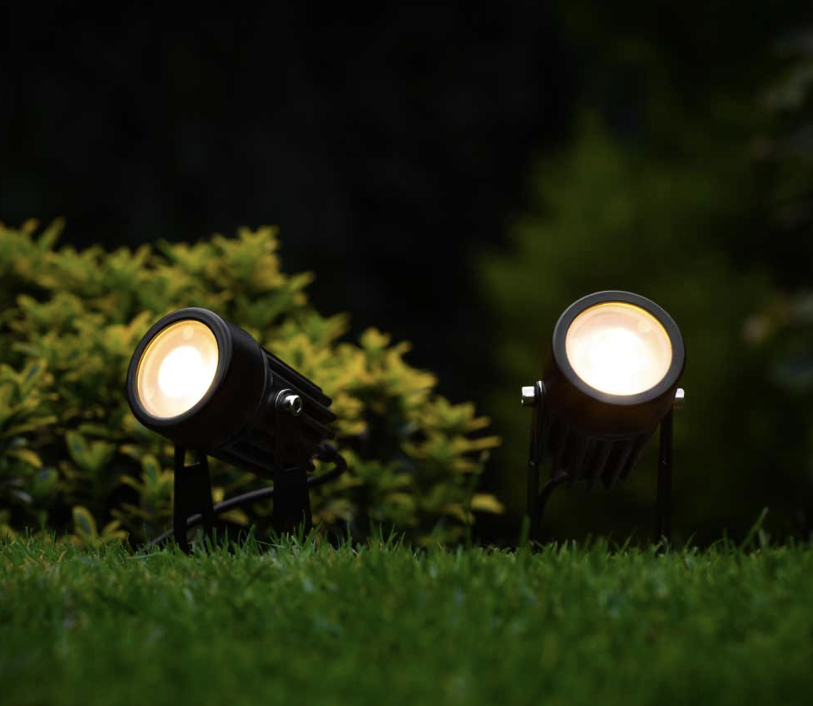 Atlas Solar Garden Spotlights