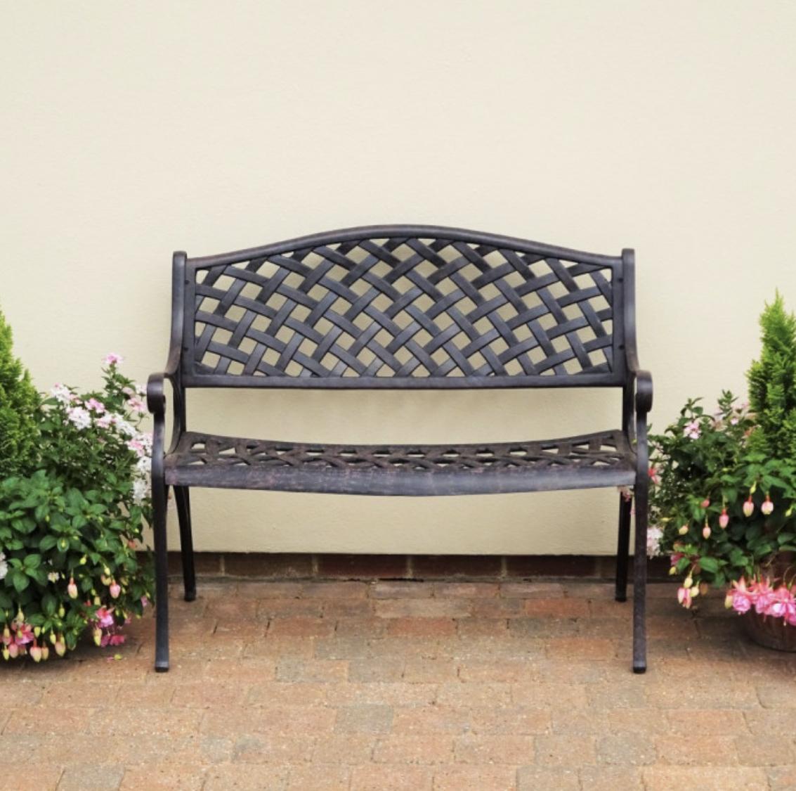 Jasmine Garden Bench