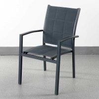 Georgia Chair - Grey