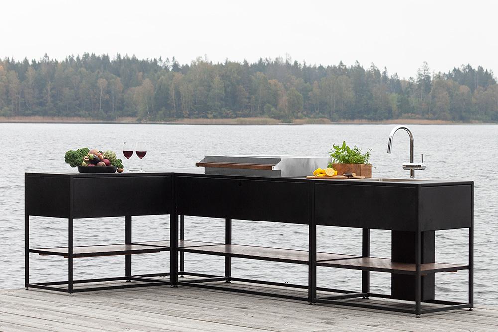 Skeldervik Outdoor Kitchen