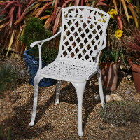 Rose Chair - White