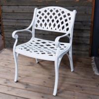 Kate Chair - White