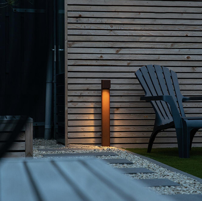 Baleno Industrial Outdoor Pole Light