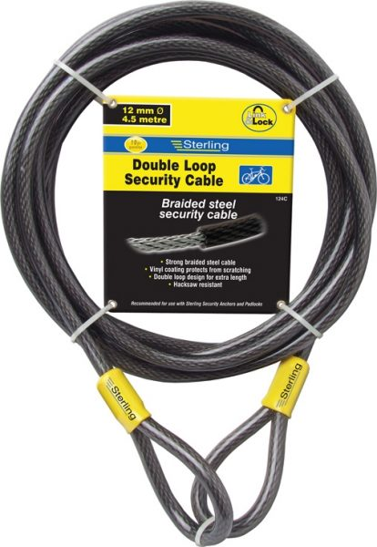 Locking cable from Sterling