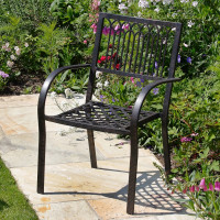 Mary Chair - Antique Bronze
