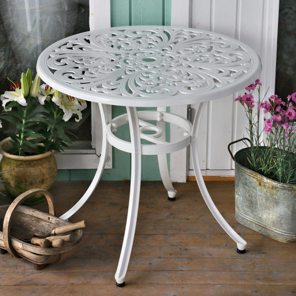 Jill Table - White