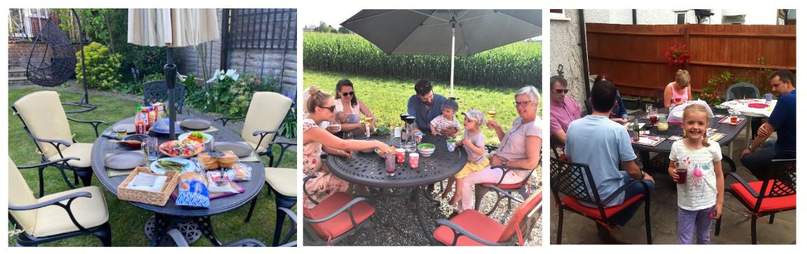 Garden Party Customer Photos