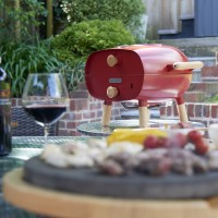 Firepod Pizza Oven - Lava Red