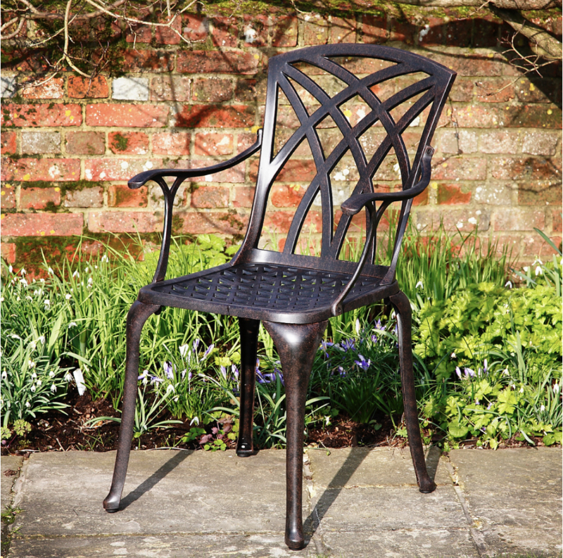April Garden Chair