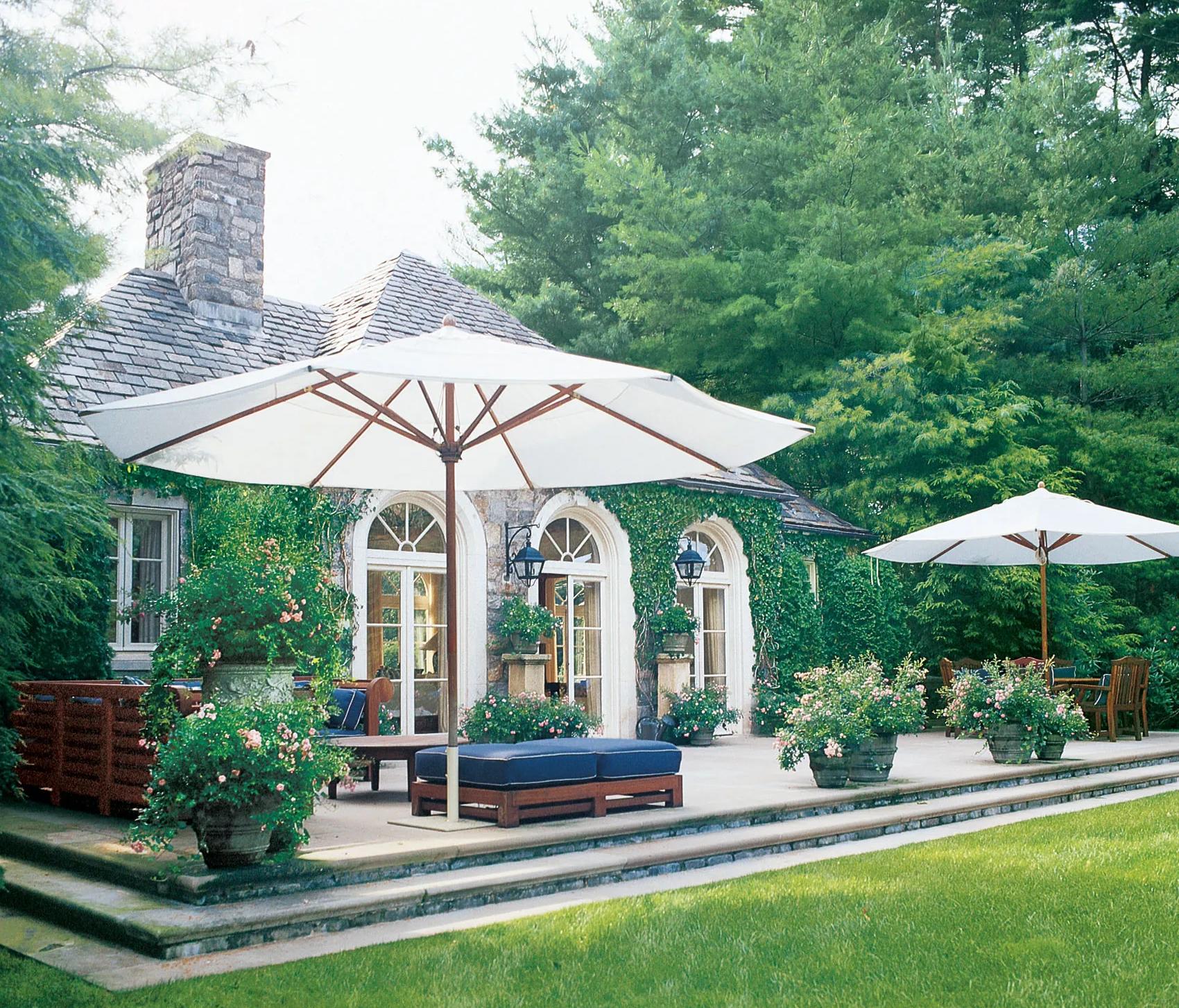 Ralph Lauren's Garden Design Review