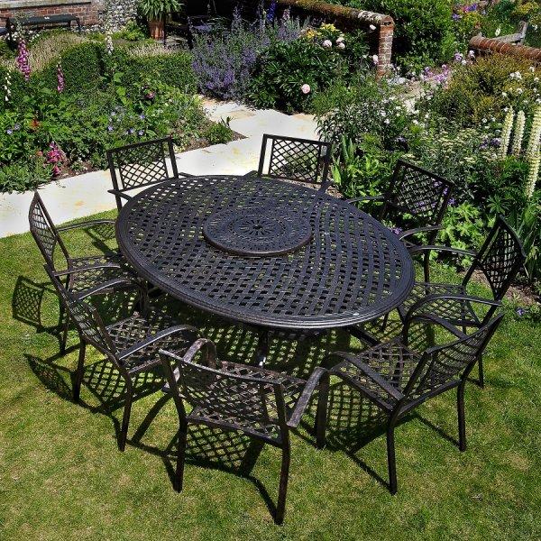 Summer_8_Seater_Oval_Cast_Aluminium_Metal_Furniture_Set_1