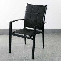 Georgia Chair - Black
