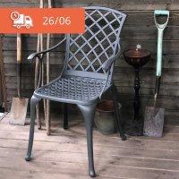 Emma Chair - Slate